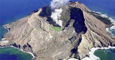 »Kleingruppen Safari Neuseeland: White Island«