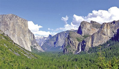 » Yosemite Nationalpark - USA Mietwagenrundreise Westküste «