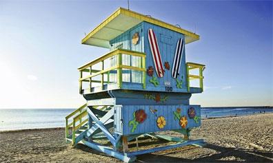 »Miami Beach - Florida Mietwagenreise Family Fun in the Sun«