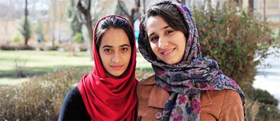 »Frauen begegnen Frauen - Studienreise Iran«