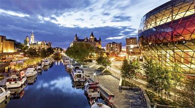 »Reise nach Ottawa - Magic Eastern Kanada Busrundreise«