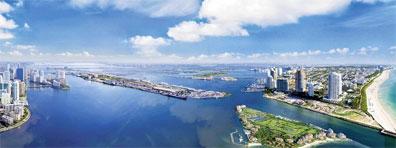 »Miami Beach - Günstige Busreise Ostküste Florida«