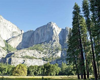 »Yosemite Nationalpark - Metropolen des Westens Nordroute«