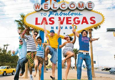 »Metropolen des Westens - Las Vegas Mietwagenreise«
