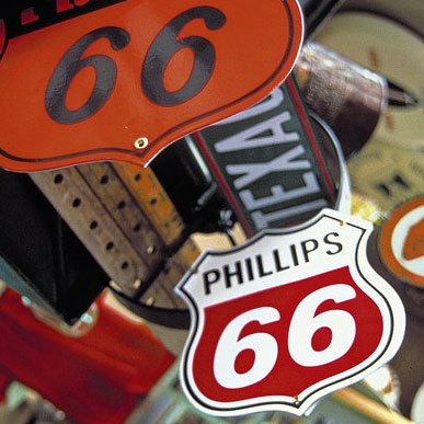 »Reise entlang der Historic Route 66 - National Scenic Byway«