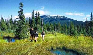 »Wandererlebnis Westkanada: ab Calgary bis Vancouver«