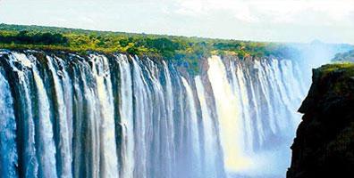 »Moremi: Victoriafälle - beeindruckendes Naturschauspiel«
