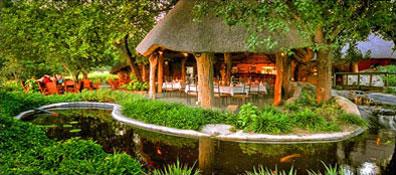 »Thamalakane River Lodge - Moremi Botswana / Namibia«