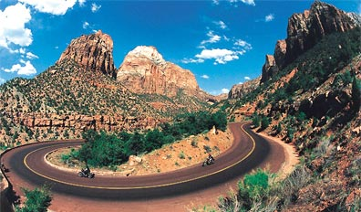 »USA Motorradtour Western Highlights: Route 66«