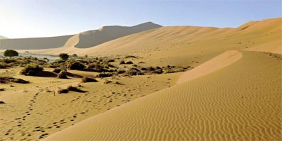 » Namibia Highlights Rundreise: Sossusvlei «
