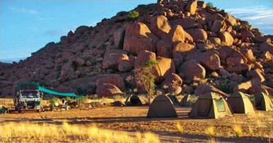 »Namibia Explorer: das Erlebnis grenzenloser Schönheit«