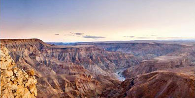» Fish River Canyon - Rundreise Namibias Nationalparks «