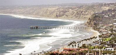 »La Jolla, San Diego - USA Mietwagenreise Westküste«