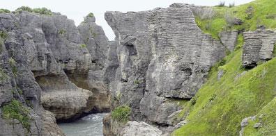 »Punakaiki - Naturwunder Neuseelands Busreise«