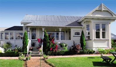 »Wohnbeispiel Cotswold Cottage - Neuseelandreise«