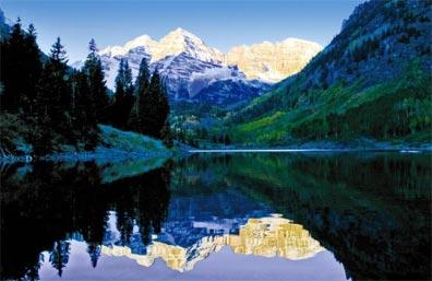 »Colorado & die Rocky Mountains: Elk Mountains«