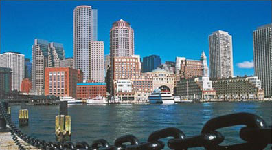 » Reise nach Boston - Indian Summer in Neuengland «