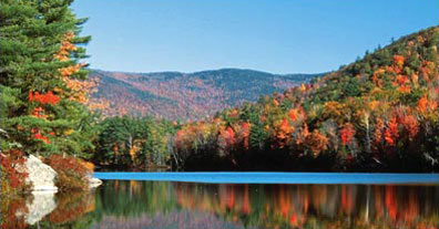 »Indian Summer in Neuengland: New Hampshire«