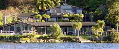 »Koura Lodge, Rotorua - Zu Hause in Neuseeland«