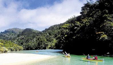 »Abel Tasman Nationalpark - Neu(see)land entdecken«