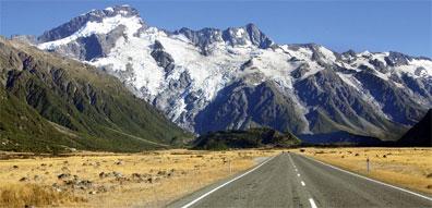»Reise in die Mount Cook Region - Neu(see)land entdecken«
