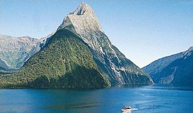 »Milford Sound - Rundreise Neuseeland Intensiv«