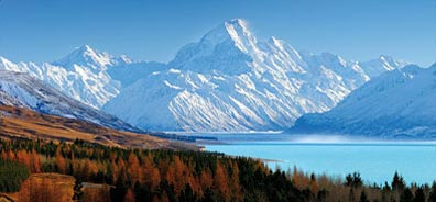 » Neuseeland Rundreise - der Mount Cook-Nationalpark «