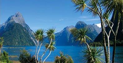 »Milford Sound Neuseeland - Im Land der Maori«