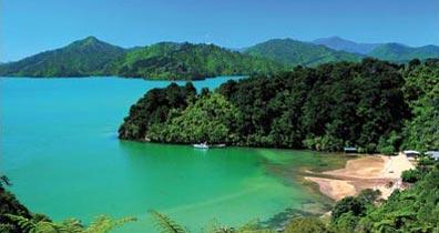 »Malbourogh-Sounds - Höhepunkten Neuseelands Reise«