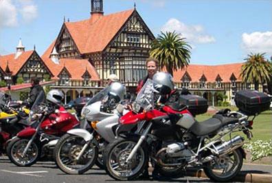»Motorradtouren Neuseeland - Coastal Classic Neuseeland«