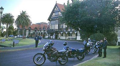 »Neuseeland Motorradreise Nord- und Südinsel«