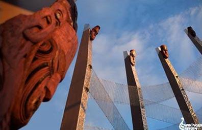 »Stammesstätte der Maori - Im Land der Kiwis«