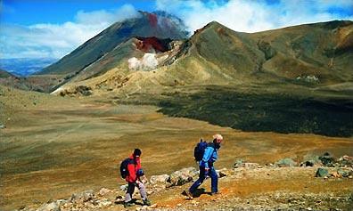 »Auf Wanderschaft - Erlebnisreise Neuseeland«