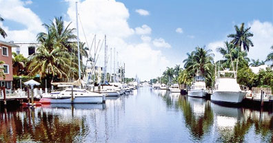»Fort Lauderdale - Reise Mietwagen Ostküste USA«