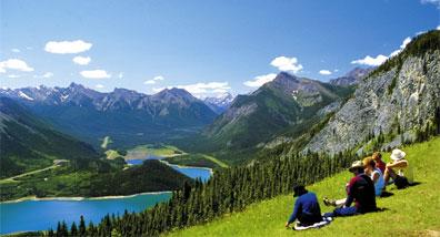 »Mietwagenreise Westkanada - Banff National Park«