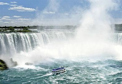 »Niagara Fälle - Reise per Bus durch die Oststaaten der USA«