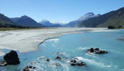 »Glenorchy (Isengard aus Herr der Ringe) - Trekkingreise NZ«