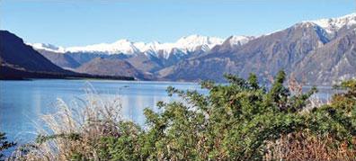 »Lake Wanaka - Wanderreise Neuseeland aktiv entdecken«