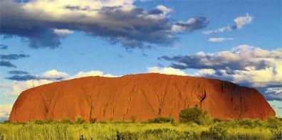 »Uluru (Ayers Rock) - Kontraste Neuseelands & Australiens«