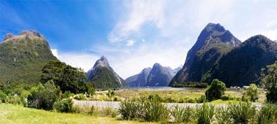 »Neuseeland Wanderreise: Milford Sound, Routeburn Track«