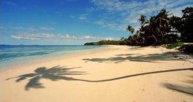 »Traumstrände auf Fiji - Weltreise Neuseeland - Fiji«