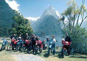 »Neuseeland Luxus-Motorradtour«