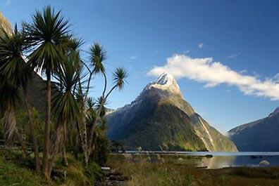 »Naturkundliche Rundreise Neuseeland«