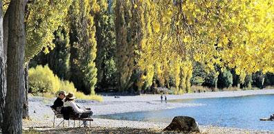 »Lake Wanaka - Rundreise Neuseeland erfahren«