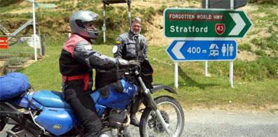 »Neuseeland Endurowandern - mit dem Motorrad durch NZ«