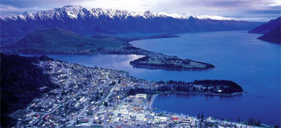 »Reise nach Queenstown - Neuseeland im Geländewagen«
