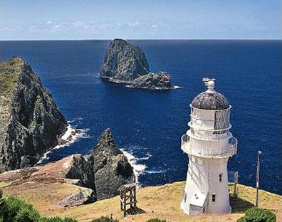 »Busrundreisen Neuseeland Kaleidoskop - Cape Reinga«