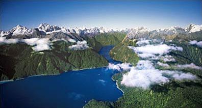 »Südalpen Neuseeland - Neuseeland Kaleidoskop Reise«