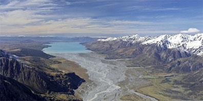 »Mount Cook Nationalpark - Neuseeland aktiv entdecken«