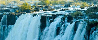 »Victoria Falls - Rundreise Okavango Botswana / Namibia«